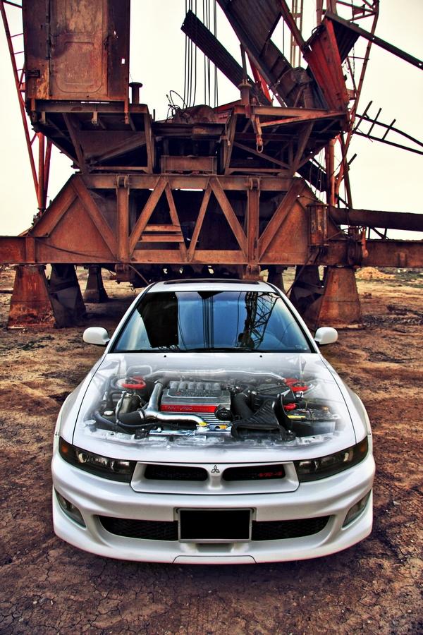 Mitsubishi Galant Vr 4 3 By Tagirov On Deviantart