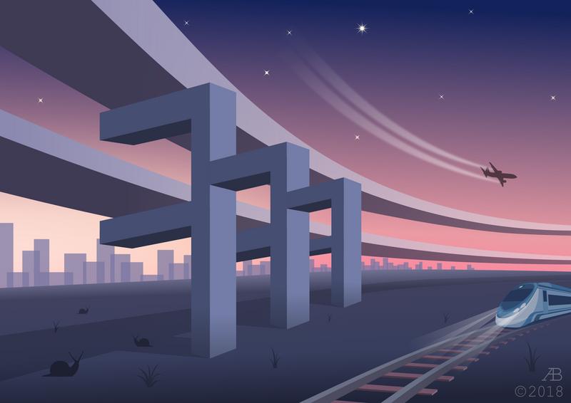 Double bridge by ankrie