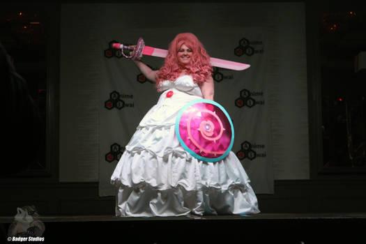 Rose Quartz Anime Iwai 2016