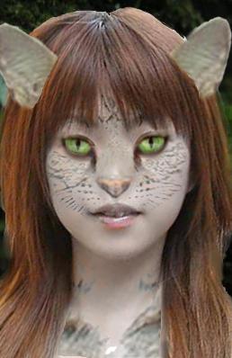 Half-Cat Chu by Chu-Chu-Rocket