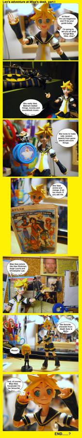 Len's adventure