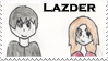 Lazder Stamp by kimmie456