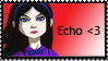 Echo Stamp by kimmie456