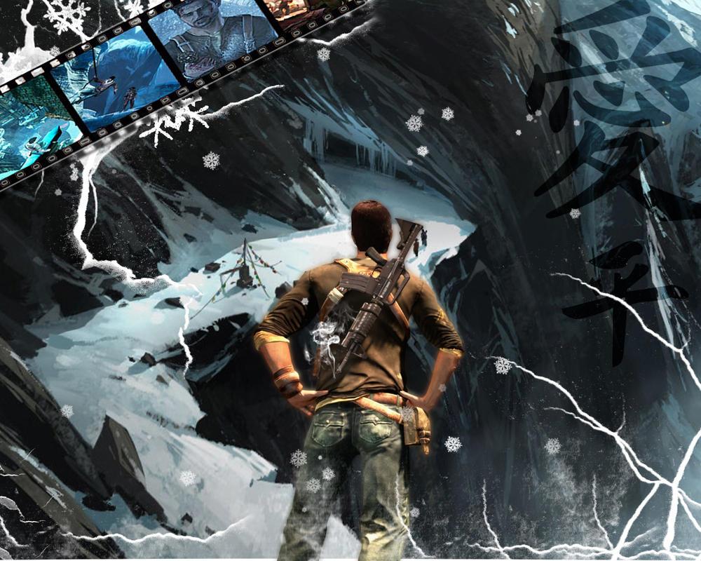 Uncharted 2 By Sauvadj