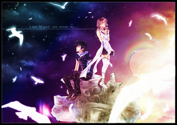 .: Final Distance :. by Rakiura
