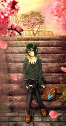 . I'll be Waiting . by Rakiura