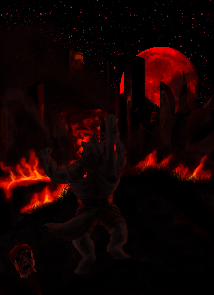 Blood and Darkness by Cryptos13