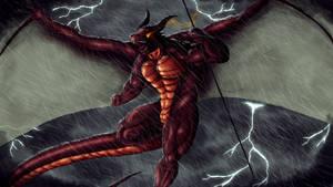 Thundery Roar
