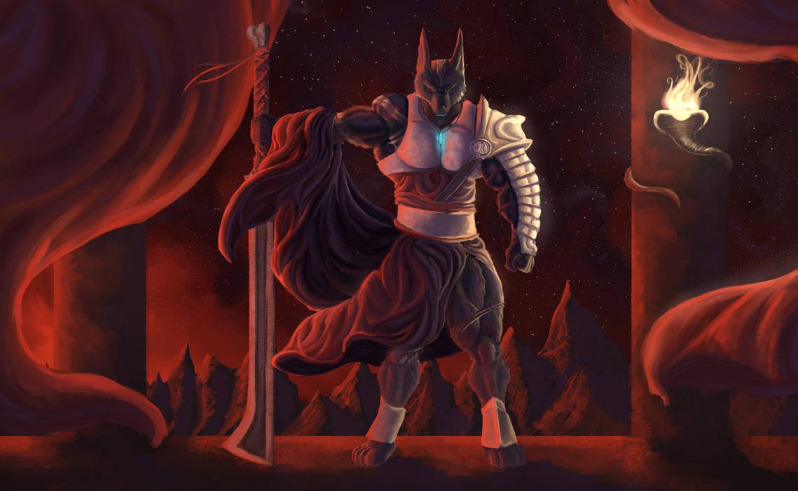 Amur The Blood-Sworn by Cryptos13 on DeviantArt