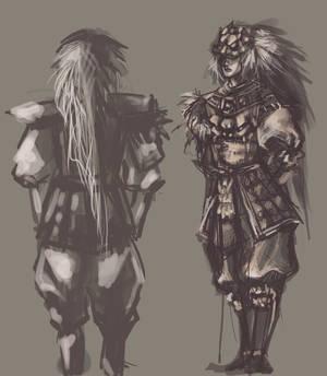 Lion Guardian Prince