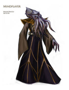 mindflayer thing