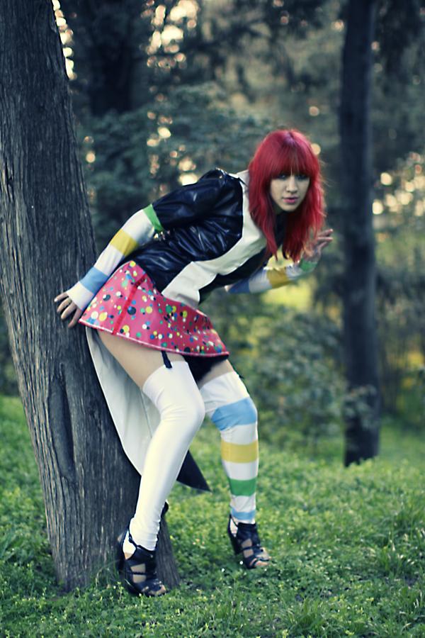 Alice in LSD wonderland by Aurelie91