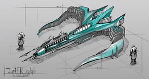 Spaceship Concept Design