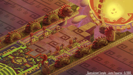 Quetzalcoatl Temple