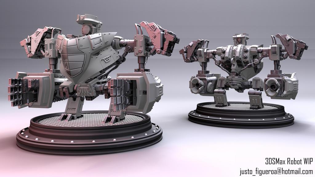 RoboRoboRoboRobo by l-Just-l
