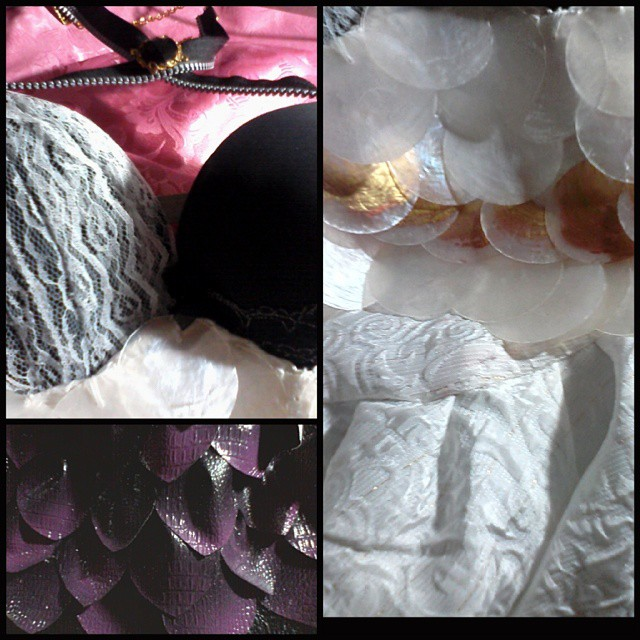 Aisha's Dress Details by DesertTiger