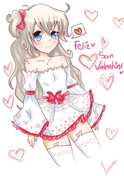 San valentin by iivaniia