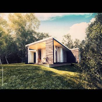 villa-remshagen 3D scene 3 by abd-alrahman