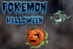 halloween titlescreen by Zeno96