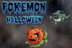 halloween titlescreen by Zeno96