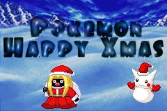 pokemon happy xmas by Zeno96