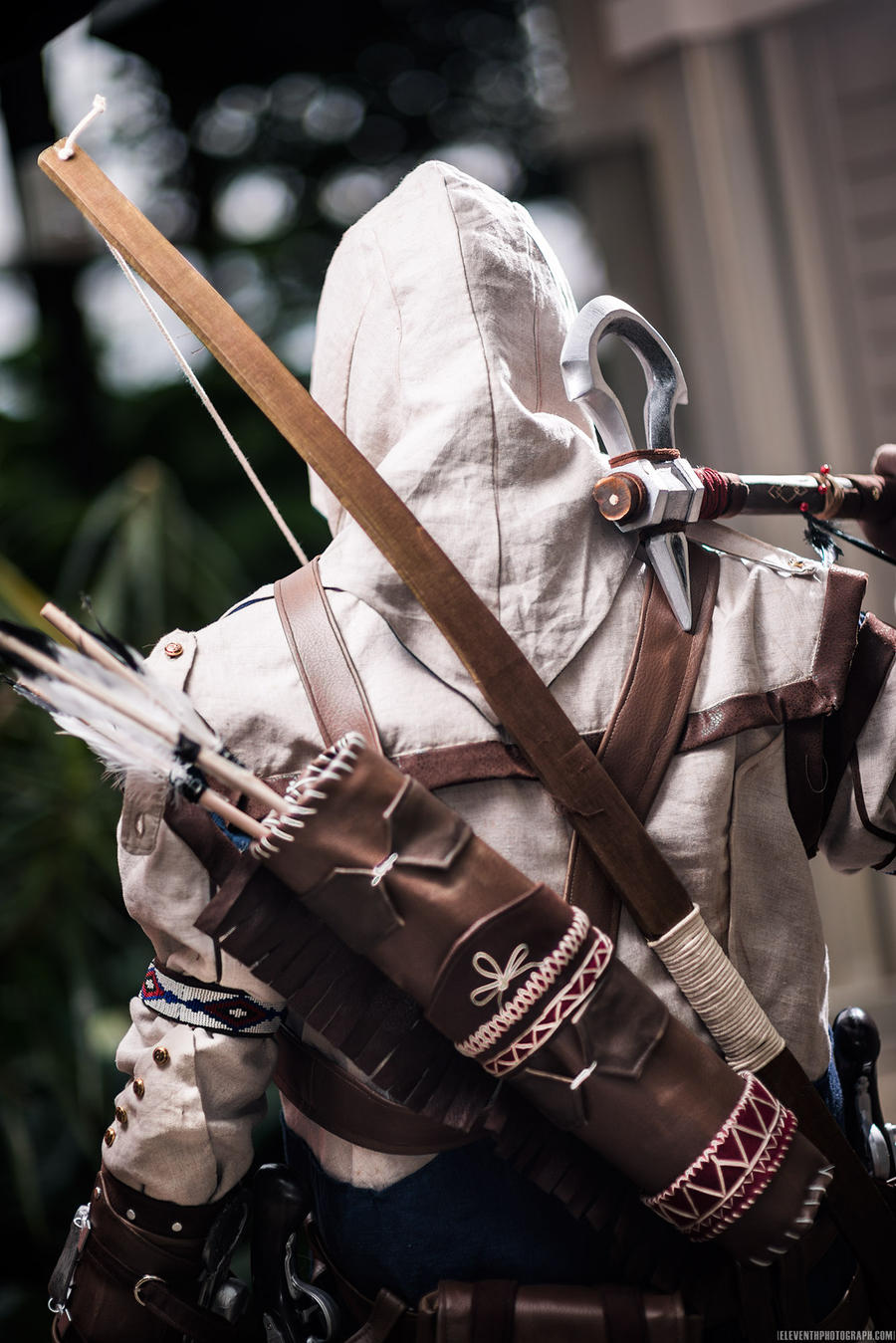 Assassin's Creed 3: Connor Kenway by mintdoggie