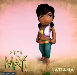 Tatiana by anshelle09