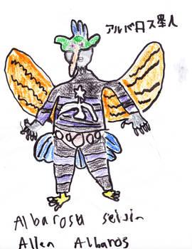 Alien Albaross