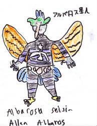 Alien Albaross by 14Doranc