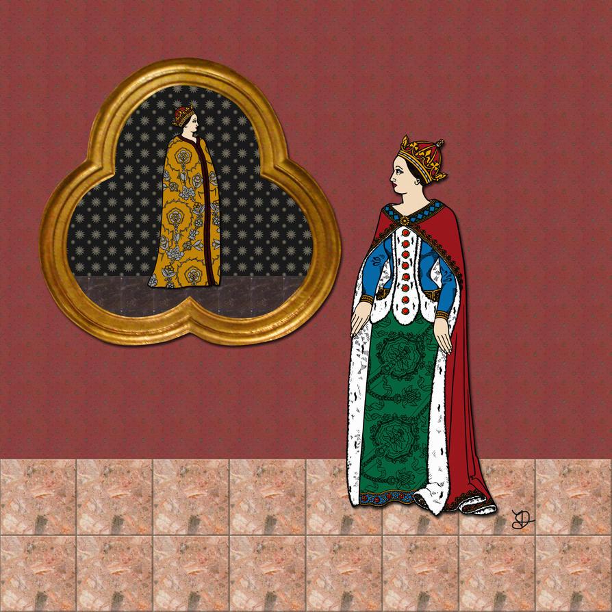 Margaret of Anjou 1430-1482 by PrinceznaLuna