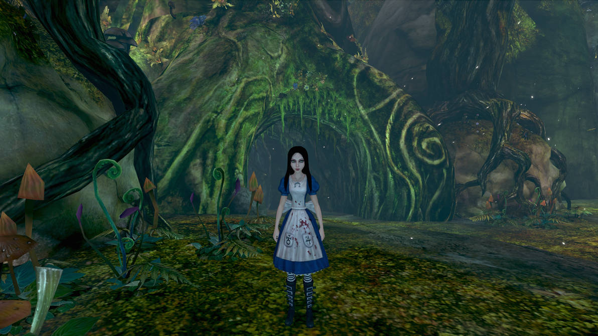 Alice: Madness Returns | Wonderland 5
