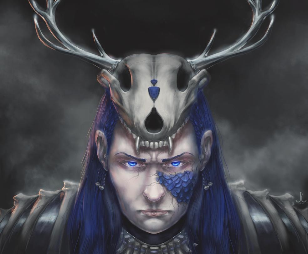 Rhoenoak - Son of Shakaroth by Enitsu331