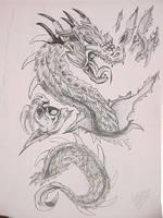 Dragon by BrokenCharacter