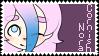 Nora Cornish Stamp by NayanMori