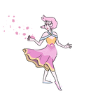 Pearl + Pink Fusion