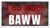 Baww Stamp by JFG107-Stamps