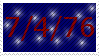 July 4 Stamp by JFG107-Stamps