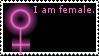 Girls Stamp 2 by JFG107-Stamps