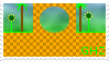 Green Hill Zone Stamp by JFG107-Stamps