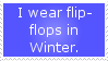 Winter Stamp by JFG107-Stamps