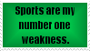 Sports Stamp by JFG107-Stamps
