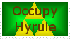 Occupy Hyrule Stamp by JFG107-Stamps