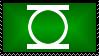 Green Lantern Stamp by JFG107-Stamps
