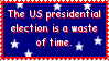 Election Stamp by JFG107-Stamps