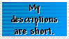 Description Stamp by JFG107-Stamps