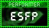 ESFP Stamp by JFG107-Stamps
