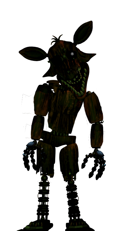 Minecraft Withered Golden Freddy Skin