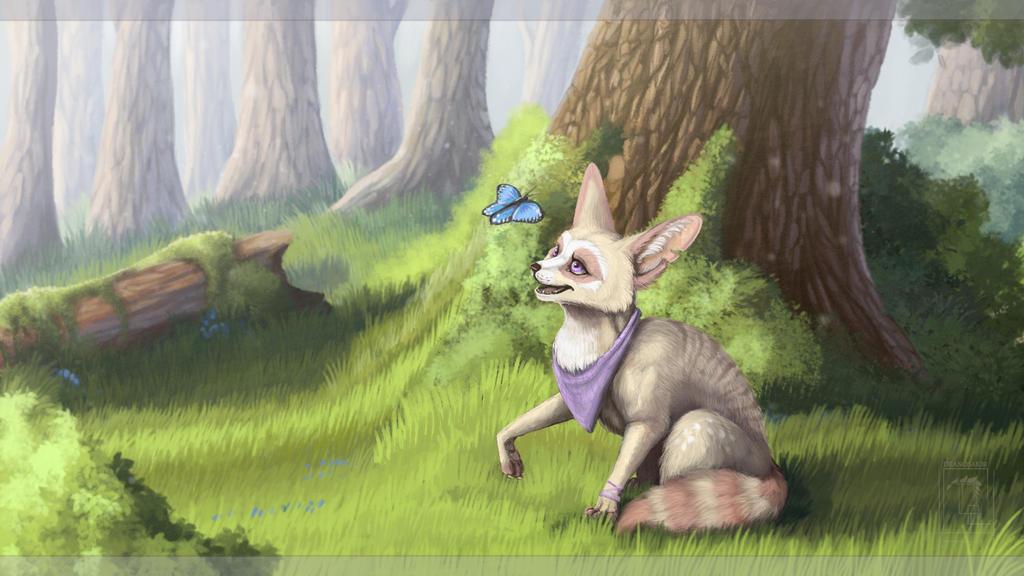 Big ears by Deanosaior