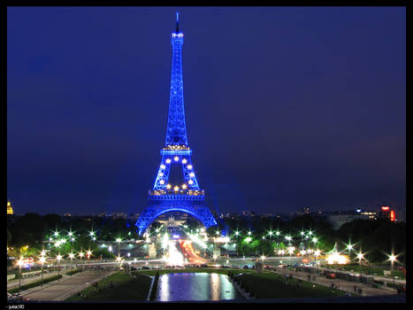 Eiffel Tower EU