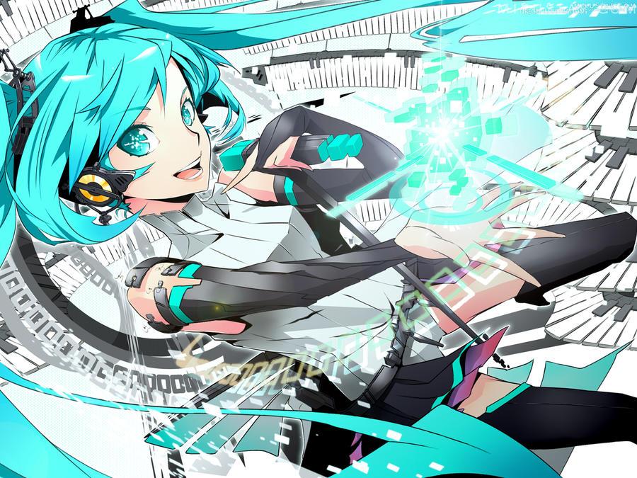 Miku Star by Firecel